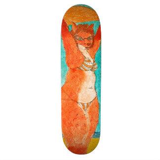 Conseil d'été skateboards customisés