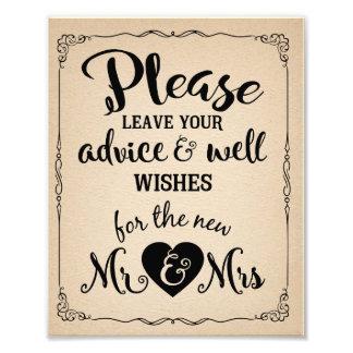 conseil et signe de mariage de partie de souhaits art photographique