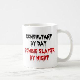Conseiller par le tueur de zombi de jour par nuit mug