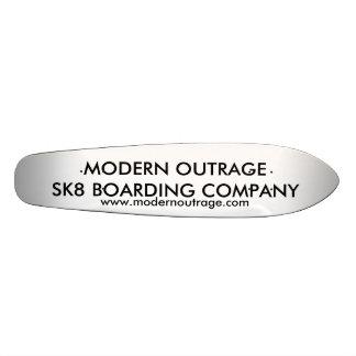 Conseils MODERNES de l OUTRAGE SK8 Planches À Roulettes