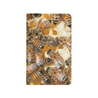 Conservation d'abeille à la ferme du miel d'Arlo Carnet De Poche