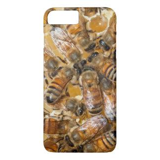 Conservation d'abeille à la ferme du miel d'Arlo Coque iPhone 8 Plus/7 Plus