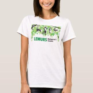 Conservation du T-shirt sauvage de campagne de