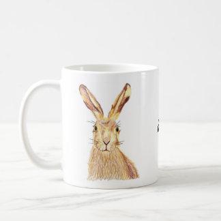 Conservez vos lièvres sur la tasse