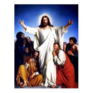 Consolator peignant Cartes postales de Pâques d