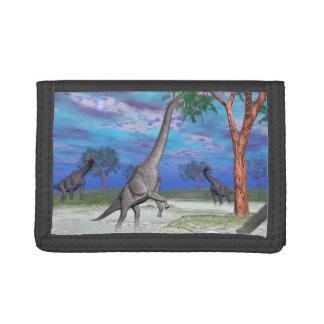 Consommation de dinosaure de Brachiosaurus - 3D