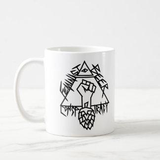Conspiration féministe de bière mug
