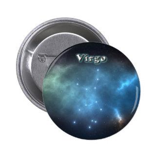 Constellation de Vierge Badge