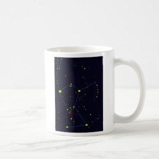 Constellation d'Orion Mug