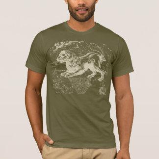 Constellation Hevelius de Lion 1690 July23 - 22 T-shirt