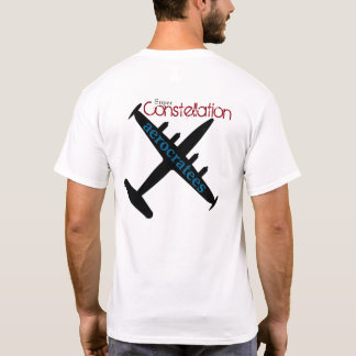 constellation superbe d'aerocratees t-shirt
