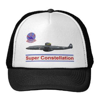 Constellation superbe WV Ec-121 VW-13 Casquette