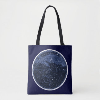 Constellations du nord Fourre-tout Tote Bag
