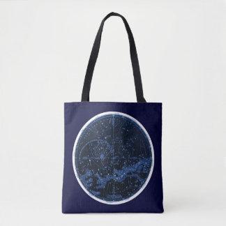 Constellations du sud Fourre-tout Tote Bag