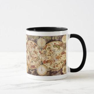 Constellations vintages d'astronomie, Frederik de Mug