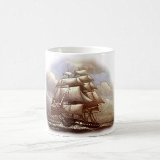 """Constitution d'USS de """"vieil Ironsides"""" de frégate Mug"""
