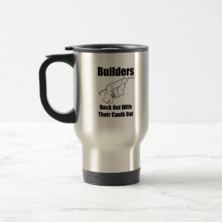 Constructeurs Mug De Voyage