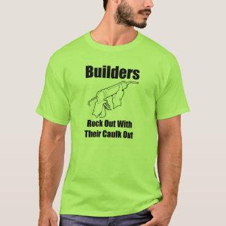 Constructeurs T-shirt