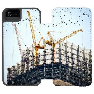 construction coque-portefeuille iPhone 5 incipio watson™
