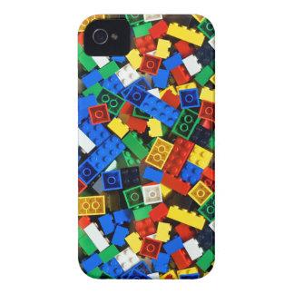 Construction de briques de construction de blocs coque iPhone 4 Case-Mate