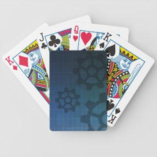 Construction des cartes de jeu jeux de cartes