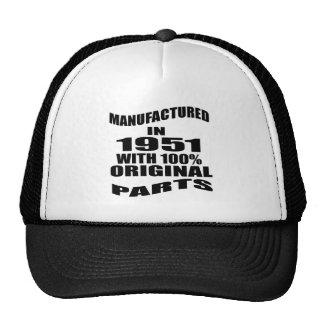 Construit en 1951 avec des pièces d'original de casquettes de camionneur