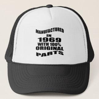 Construit en 1969 avec des pièces d'original de casquette
