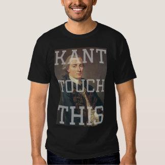 Contact de Kant ceci T-shirts