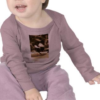 Contact de nature - papillon t-shirts