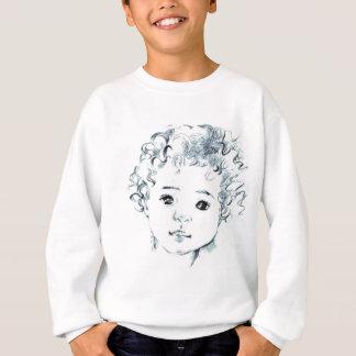 Contactez-moi pour créer votre portrait avant la sweatshirt