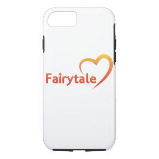 Conte de fées avec amour coque iPhone 7