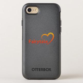 Conte de fées avec amour coque otterbox symmetry pour iPhone 7