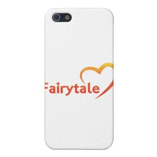 Conte de fées avec amour coques iPhone 5