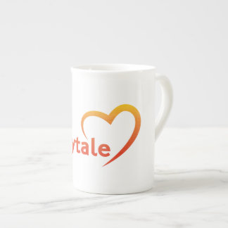 Conte de fées avec amour mug