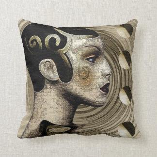 Contemporain :  Art déco/style Nouveau d'art Coussin