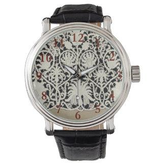 Contemporain sophistiqué de style d'antiquité de montres