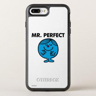 Contenu de M. Perfect | tranquillement Coque OtterBox Symmetry iPhone 8 Plus/7 Plus