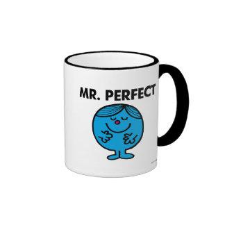 Contenu de M. Perfect | tranquillement Mug Ringer