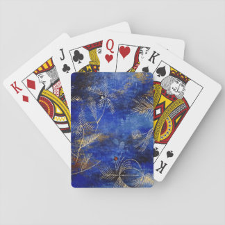 Contes de fées de Paul Klee Cartes À Jouer