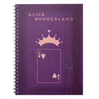 Contes de fées minimalistes | Alice au pays des Carnet