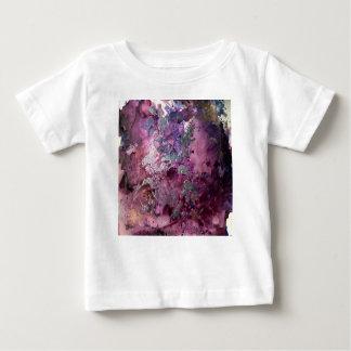 Contexte lumineux t-shirt pour bébé