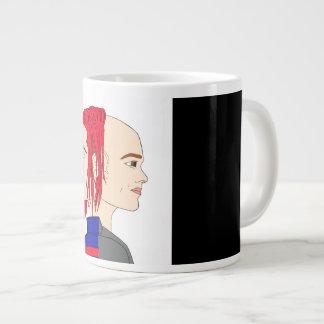 Continuez à siroter mug jumbo