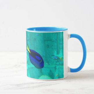 Continuez juste la natation mug