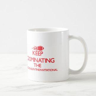 Continuez la domination mug