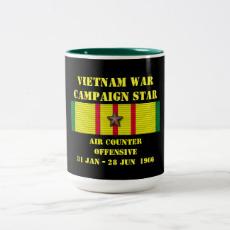 Contre- campagne offensive d'AIR Mug Bicolore