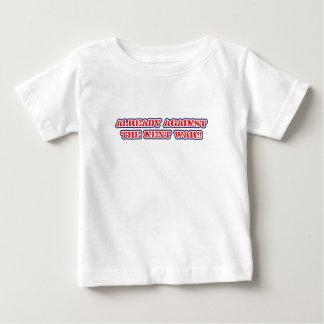 contre la prochaine guerre - chemises infantiles t-shirts