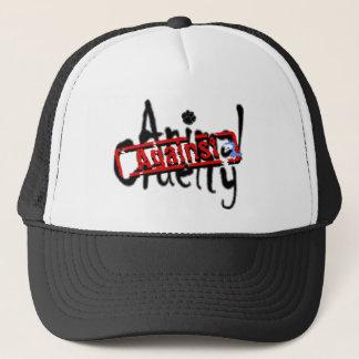 Contre le casquette animal de cruauté