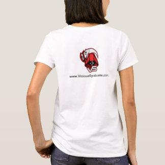 [contre le logo] le T-shirt des femmes