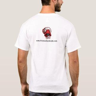 [contre le logo] le T-shirt des hommes