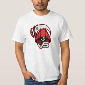 [contre le logo] le T-shirt des hommes de base